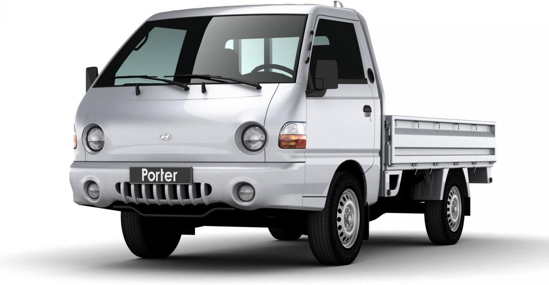 Хундай Портер (Hyundai Porter) грузовое такси в Барвихе